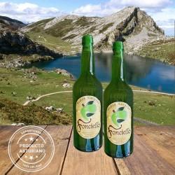 Sidra natural asturiana Fonciello - Comprar online